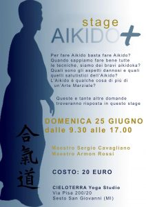Aikido-stage